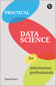 book cover for Practical Data Science for Information Professionals