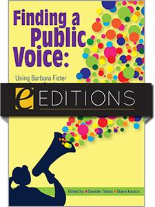 Finding a Public Voice: Barbara Fister as a Case Study--eEditions e-book