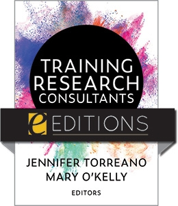 product image for Training Research Consultants--e-book
