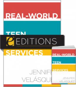 Real-World Teen Services—print/e-book bundle