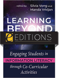 cover image for Learning Beyond the Classroom: Engaging Students in Information Literacy through Co-Curricular Activities—eEditions PDF e-book