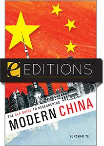 The ALA Guide to Researching Modern China—eEditions e-book
