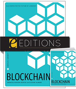 cover image for Blockchain--print/e-book bundle