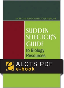 Sudden Selector's Guide to Biology Resources--PDF e-book