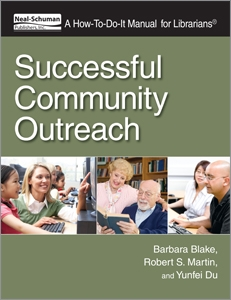 Successful Community Outreach: A How-To-Do-It Manual for Librarians