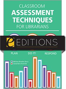 Classroom Assessment Techniques for Librarians—eEditions e-book