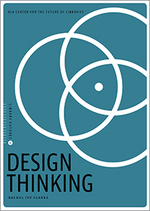 book cover for Design Thinking
