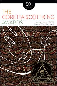 book cover for The Coretta Scott King Awards: 50th Anniversary