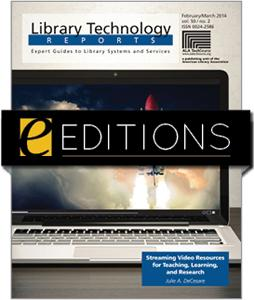 Streaming Video Resources for Teaching, Learning, and Research—eEditions e-book