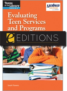 Evaluating Teen Services and Programs--eEditions PDF e-book
