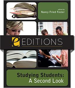 Studying Students: A Second Look--eEditions e-book