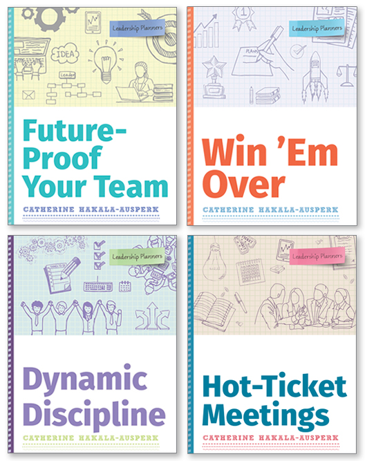 cover image for Leadership Planners bundle (Vol. 1-4)