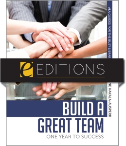 Build a Great Team: One Year to Success--eEditions PDF e-book
