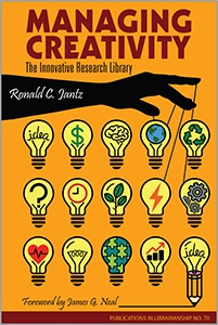 Managing Creativity: The Innovative Research Library: PIL 70