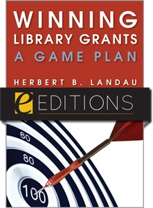 Winning Library Grants: A Game Plan--eEditions PDF e-book