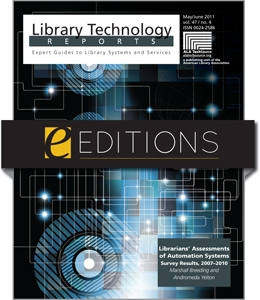 Librarians' Assessments of Automation Systems: Survey Results, 2007–2010--eEditions e-book