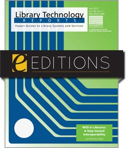 RFID in Libraries: A Step toward Interoperability--eEditions e-book