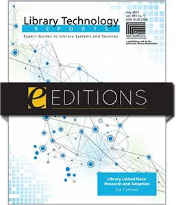 Library Linked Data: Research and Adoption—eEditions e-book