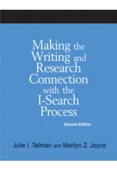 Making the Writing and Research Connection with the I-Search Process, Second Edition: A How-To-Do-It Manual and CD-ROM for Librarians