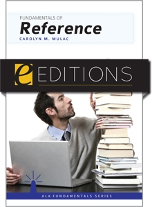 Fundamentals of Reference--eEditions e-book