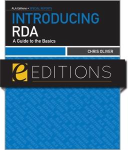Introducing RDA--eEditions e-book