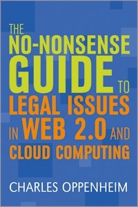 The No-Nonsense Guide to Legal Issues in Web 2.0 and Cloud Computing