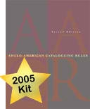 Anglo-American Cataloguing Rules, Second Edition, 2002 Revision, 2005 Update (Kit)