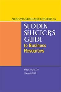 Sudden Selectors Guide to Business Resources -- Digital Download