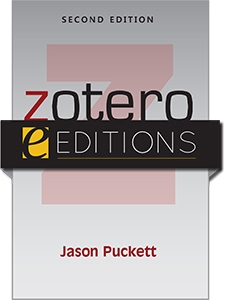 Zotero: A guide for librarians, researchers, and educators, Second Edition—eEditions PDF e-book