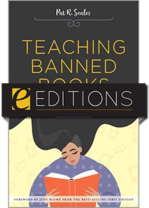 product image for Teaching Banned Books, 2d ed—e-book