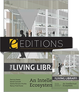 The Living Library: An Intellectual Ecosystem—print/e-book Bundle