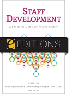 Staff Development: A Practical Guide, Fourth Edition--eEditions PDF e-book