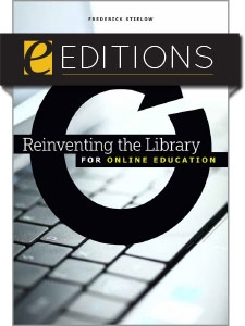 Reinventing the Library for Online Education—eEditions e-book