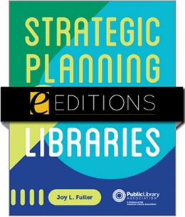 product image for Strategic Planning for Public Libraries--e-book