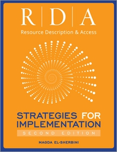 book cover for RDA: Strategies for Implementation, Second Edition