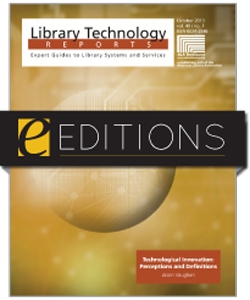 Technological Innovation: Perceptions and Definitions--eEditions PDF e-book