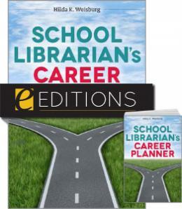 School Librarian's Career Planner—print/e-book Bundle