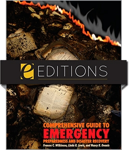 Comprehensive Guide to Emergency and Disaster Preparedness and Recovery--eEditions e-book