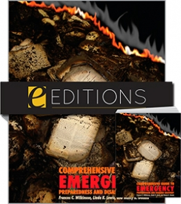 Comprehensive Guide to Emergency and Disaster Preparedness and Recovery--print/e-book Bundle