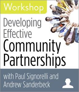Developing Effective Community Partnerships Workshop