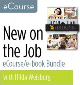 New on the Job eCourse/e-book Bundle