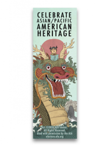 Image for Asian/Pacific American Heritage Bookmark