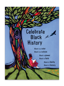 Image for Celebrate Black History Poster