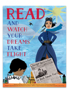 Image for Flying Free Poster