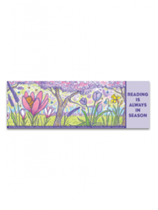 Image for Old Bear Bookmark Spring