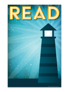 Image for READ® Lighthouse Poster File