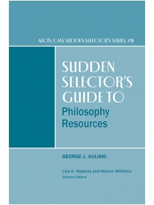Image for Sudden Selector's Guide to Philosophy Resources