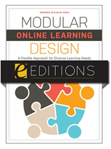 Image for Modular Online Learning Design: A Flexible Approach for Diverse Learning Needs— eEditions e-book