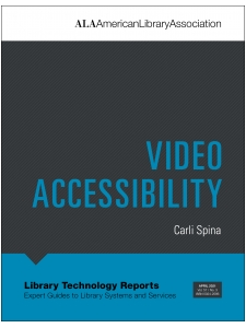 Image for Video Accessibility