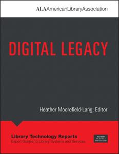 Image for Digital Legacy